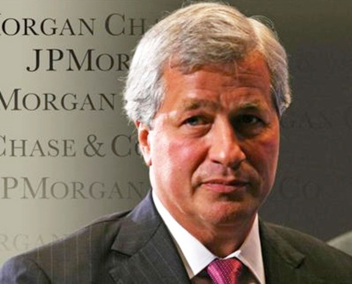 JPMorgan's earnings jump 13 percent, helped by higher rates