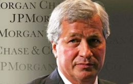 American businesses are strong enough to continue to grow without progress in Washington, said Mr. Dimon, who has taken US politicians to task before.