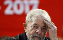 The bank accounts of Lula da Silva amount to more than 600,000 Brazilian Reais (US$190,000), according to the office of Judge Sergio Moro