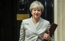 Mrs. May received the backing of senior backbenchers to remove any ministers who were found to be plotting against her.