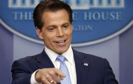 Anthony Scaramucci, 52, is a long-standing Trump supporter who has known the president for years, major Republican donor and founder of SkyBridge Capital