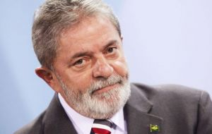 "The guilty verdict leveled at ex president Lula, ""put Brazil at the forefront of countries that are working to fight corruption both at home and abroad"""