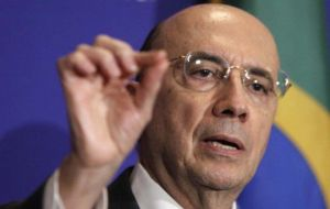 "The tax increase ""is absolutely necessary to preserve the fiscal adjustment and maintain the economy's trajectory towards recovery,"" admitted Meirelles"