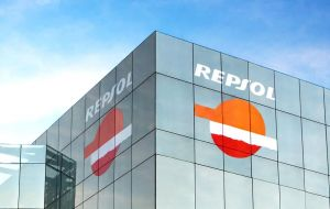The decision came days after a subsidiary of Repsol confirmed the existence of a major gas field there. The company began drilling at the block on June 21.
