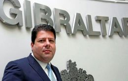 """This is a time in our history when we need to have all of Gibraltar's best brains working together in the common interest of Gibraltar,"" Fabian Picardo said"