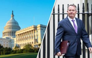 Liam Fox will travel from the US to meet Mexican counterparts