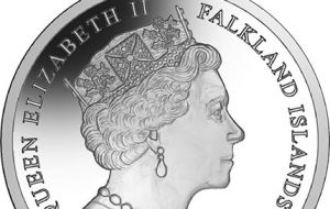 The obverse features the Pobjoy Mint effigy which captures Her Majesty Queen Elizabeth II in high detail