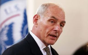 "Kelly is a retired general who has become the face of border security. Trump  praised the former Marine general as a ""great American"" and a ""great leader""."