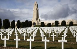 The cemetery near the Belgian village of Passchendaele is the largest Commonwealth War Grave in the world
