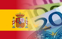 Spain was bailed out in 2012 by the EU at the height of Europe's debt crisis. Its figures were among the strongest of a batch of latest European economic data