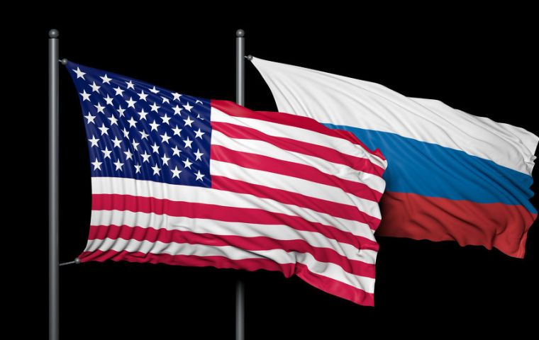 """The personnel of the US diplomatic missions in Russia will be cut by 755 people and will equal the number of Russian diplomatic personnel in the United States"""