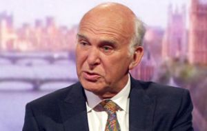 "Vince Cable said the latest clash ""reveals a deep, unbridgeable chasm between the Brexit fundamentalist and the pragmatists""."