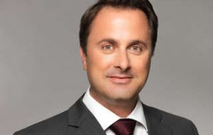 Luxembourg PM Xavier Bettel has warned that Britain could have to pay a Brexit divorce bill of up to £54bn.