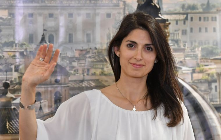 """We avoided 1.5 million people ending up without water. It is good news for everyone! But we will not let our guard down,"" Raggi wrote on Twitter."