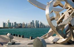 "The complaint filed with the WTO includes a request for ""formal consultations"" between Qatar and its neighbors. (Pic Reuters)"