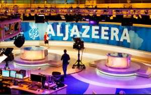 The natural resources mean Qatar wields huge power within the region: funding rebel groups during the Arab Spring or through the Al Jazeera news network.