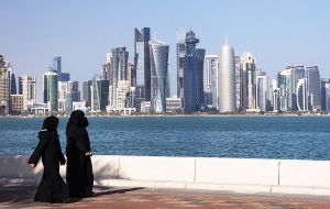 Qatar has a population of 200,000 but importantly the world's highest GDP per capita. This wealth is concentrated in the country's natural gas and oil reserves