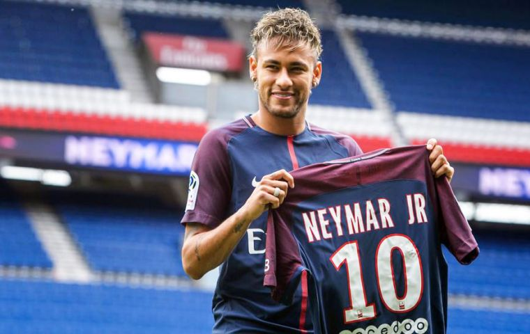Neymar's new club Paris Saint-Germain (PSG) are owned by Qatari Sports Investment (QSI), a closed shareholding organisation founded in 2005