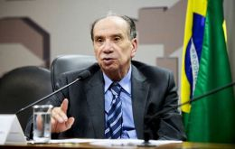 Brazilian foreign minister Aloysio Nunes, will host the meeting when Mercosur will decide if to implement, or not, the Democratic Clause