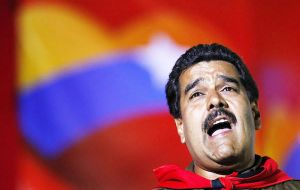 """Nobody will kick us out of Mercosur, even if they take illegal measures as they have done,"" replied president Maduro"