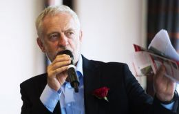 """There has to be a dialogue and a process that respects the independence of the judiciary and respects the human rights of all"", Corbyn said"