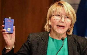 The assembly's first action was to fire Venezuela's chief prosecutor, who had accused Maduro of human rights abuses