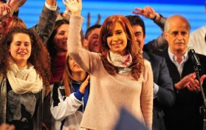 Ex president Cristina Fernandez planning her full-fledged return to politics