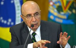 Finance Minister Henrique Meirelles wanted to wait until September to weigh looser budget goals, but agreed to move up talks under pressure from Congress.