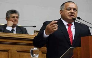 Cabello's involvement in the case led many to conclude it is politically motivated. Opposition lawmaker Henry Allup questioned the timing of the charges
