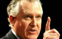 "Lord Hain said the government should reconsider its ""dogmatic insistence"" on removing the UK from the ECJ."