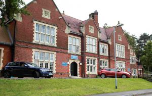 Falklands students first began studying at Peter Symonds College in 1986