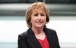 Mary McAleese said she was concerned that the open border cannot be maintained if there is no customs union and strong immigration controls.