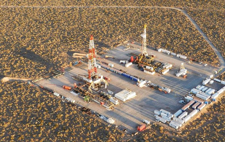 YPF controls large swathes of the Vaca Muerta shale play in southwestern Argentina, one of the world's largest unconventional oil and gas fields.