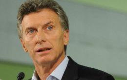 President Mauricio Macri put the project on hold pending an evaluation of the cost and environmental impact after taking office in December 2015.