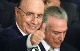 """Our expectation is that next year will give us a rate of growth above 2.5%, possibly at around 3%,"" Meirelles said."