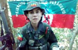Paraguayan People's Army, EPP, a pro Marxist group with Catholic roots operational in the region.