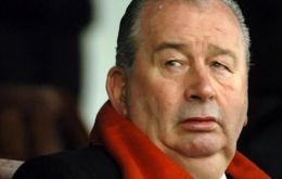 The long standing rumor was confirmed by the son of Argentina's deceased powerful boss of the country's football, Julio Humberto Grondona.