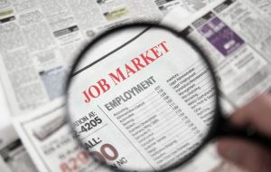 The Department of Labor announced that in August the jobless rate had ticked up to 4.4% from 4.3% in July.