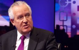 The House of Lords is due to debate a report on Brexit later this Tuesday. Lord Hain is expected to address the UK's recent proposals for the border.