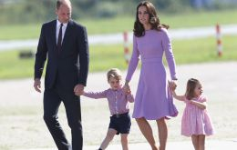 """As with her previous two pregnancies, the Duchess is suffering from Hyperemesis Gravidarum."""