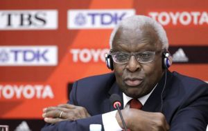 In France, a 2-year-old investigation into corruption in sports first came to light with the arrest in November 2015 of Diack.