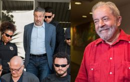 Ex finance minister Antonio Palocci lawyers said he told prosecutors that Lula accepted Odebrecht's 300 million reais, a country house, and land for an institution