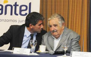 "Sendic and his political mentor, Mujica, are considered responsible for the ""technical bankruptcy"" of Uruguay's fuels refining and pricing company ANCAP"