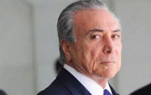 Temer was charged with corruption for allegedly orchestrating a scheme in which he would get payouts of millions of dollars for helping JBS resolve business issue.