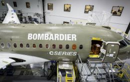 Tariffs could make it very difficult for Bombardier to find new CSeries customers in the US. The CSeries project supports hundreds of jobs in Belfast.