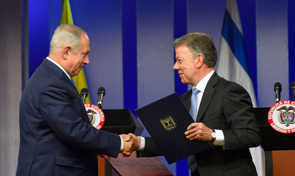 For 1st Time Ever, An Israeli Prime Minister Visits Mexico