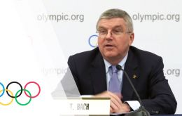 "IOC President Thomas Bach -- a driving force behind the decision to confirm 2024 and 2028 at the same time -- hailed the joint award as a ""win-win-win."""