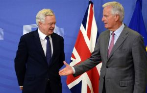 The fourth round of UK/EU talks will begin on 25 September after they were pushed back by a week.
