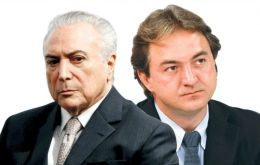 The second set of criminal charges filed against Temer is based on the plea-bargain testimony of the owners of the world's largest meatpacker, JBS SA.