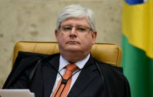 Brazil's top public prosecutor Rodrigo Janot has also filed charges against Joesley Batista, the billionaire former chairman of JBS who implicated Temer